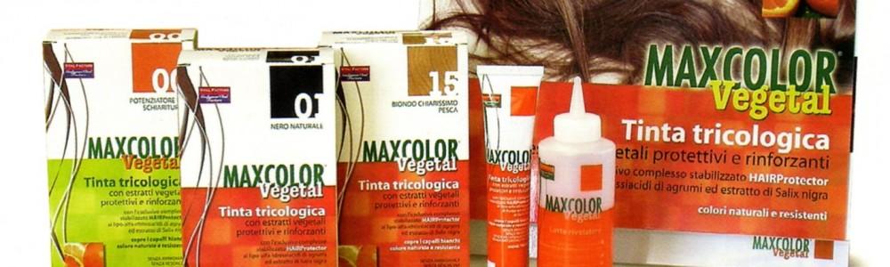 Maxcolor Vegetal barva za lase