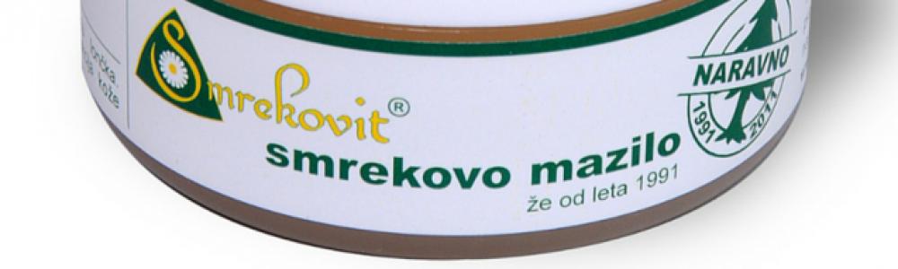 Smrekovo mazilo Smrekovit® 50ml ali 150ml