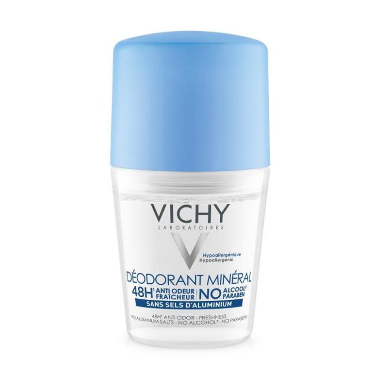 vichy deodorant mineral