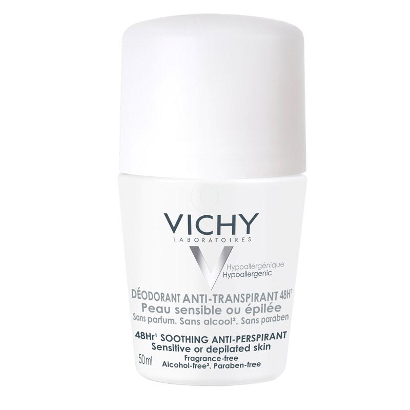 vichy deodorant za občutljivo kožo